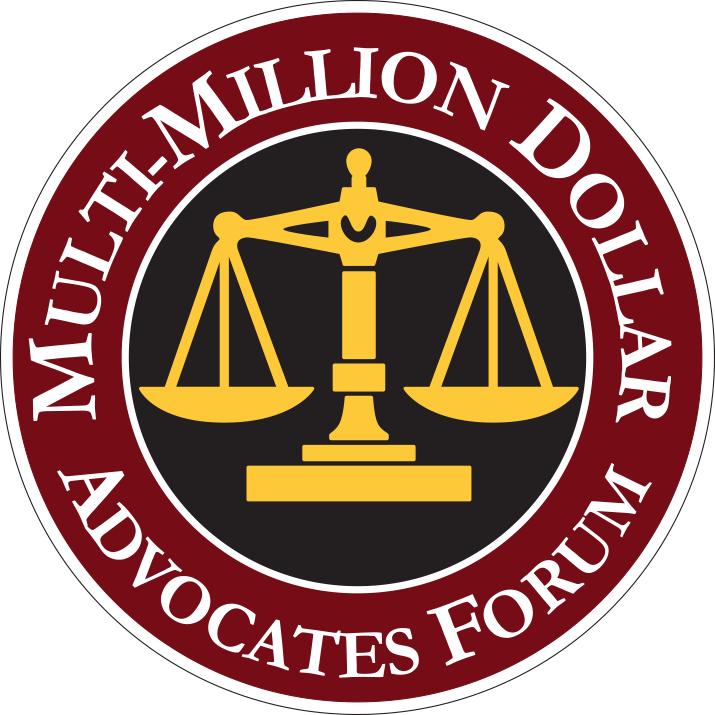 milti-million dollar advocates forum logo