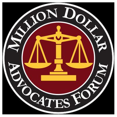 million dollar advocates forum logo